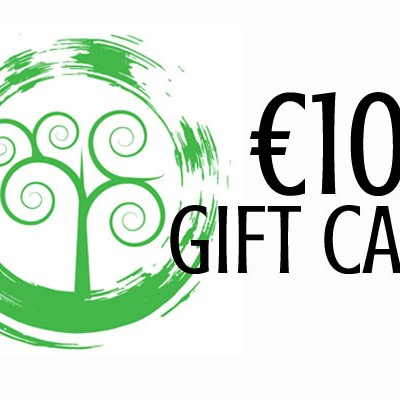 €10 Gift Card
