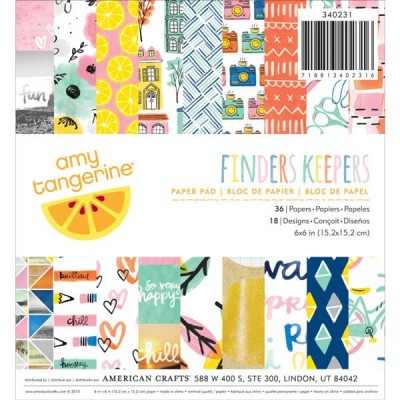 Finders Keepers Paper Pad