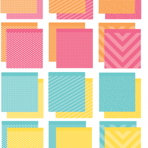The Brights Paper Pad