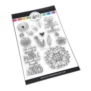 CPD-Sunshine-Flowers-Stamp