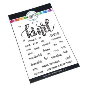Catherine-Pooler-Designs-Kindness-Stamp-Set