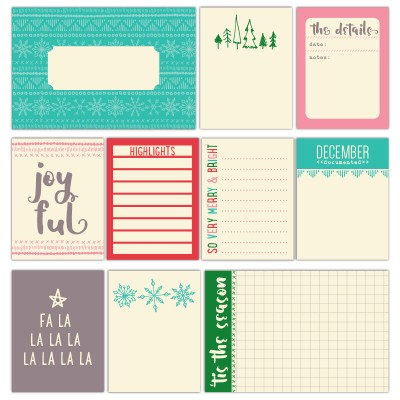 Joyful – Journaling Tags