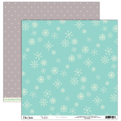 Joyful Patterned Paper