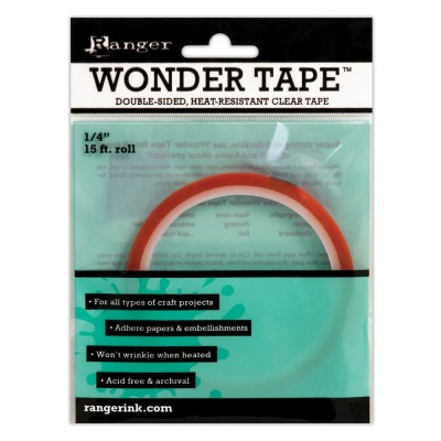 Wonder Red Line Tape