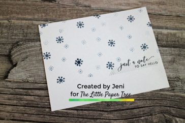 Clean-And-Simple-Snowflakes-Card