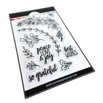 CPD-Peace-Love_Holly-Stamp-Set