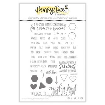 Honey-Bee-One-Of-A-Kind-Stamp