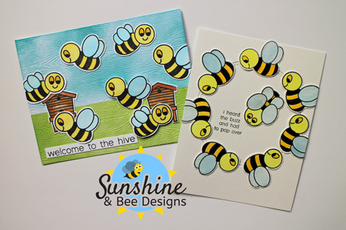 Sunshine-And-Bee-Buzzing-Bees-1