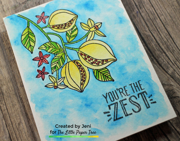 Zest-Bouquet-Watercolour-Card-1